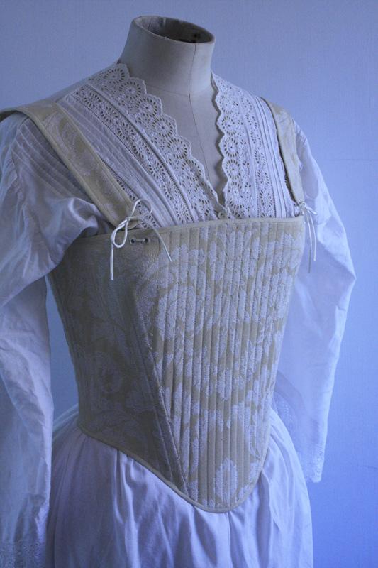 tudor corset janet comber � time tailor