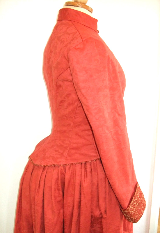 Victorian Dress Janet Comber Time Tailor