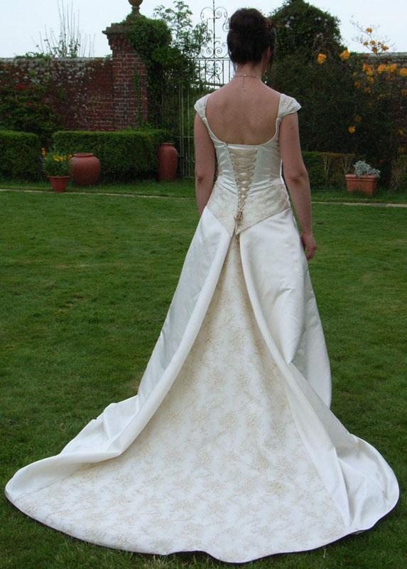 Wedding Dresses Janet Comber Time Tailor