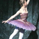 Sleeping Beauty, The lilac fairy on stage