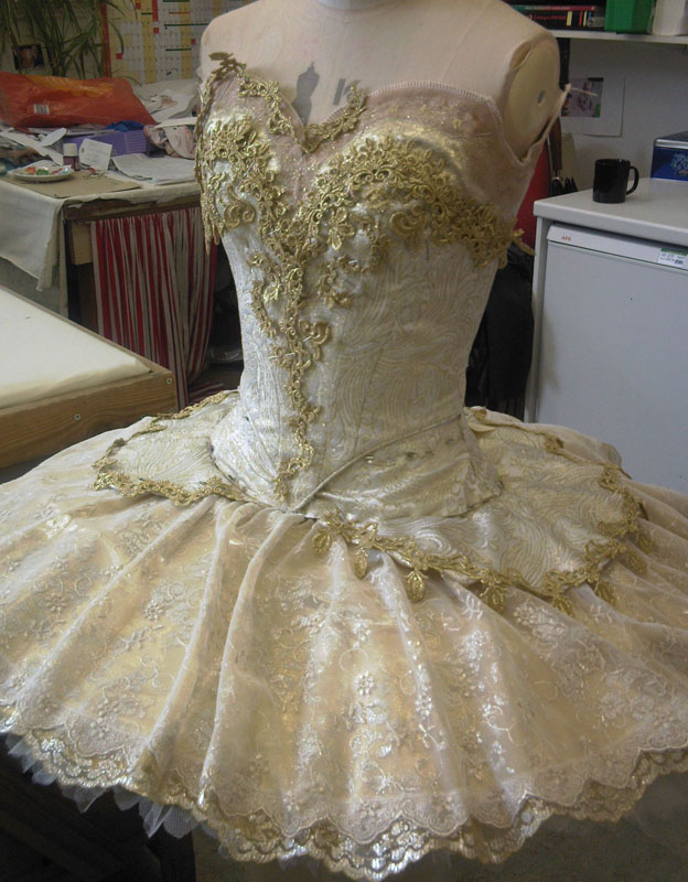 Costumes For Ballet Productions Janet Comber Time Tailor